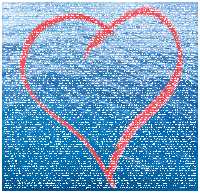 100 ocean quotes